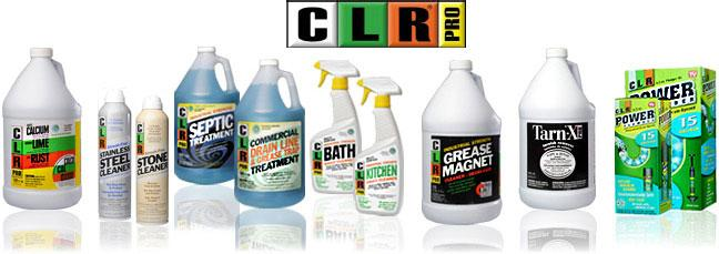 CLR Pro Industrial Products Frequently Asked Questions