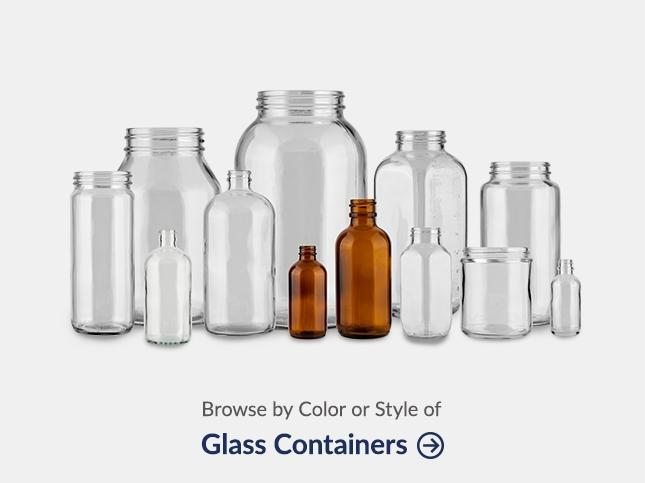 Shop Glass Containers