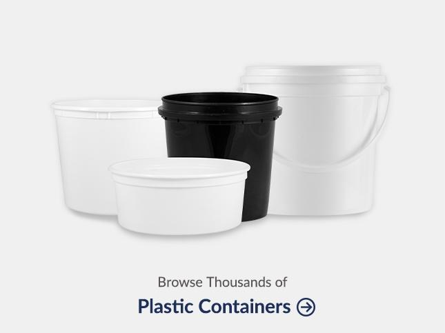 Shop Plastic Containers