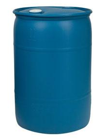55 Gallon Plastic Drums (Tight Head)