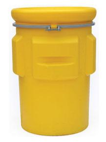 Plastic Salvage & Overpack Drums