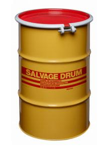 Steel Salvage Drums