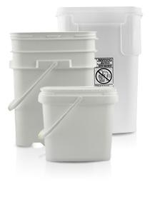 Plastic Tight Head Containers