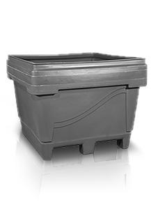 Heavy Duty Plastic Bins