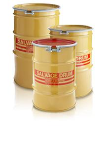 Salvage & Overpack Drums