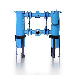 Duplex Bag Filter Vessels